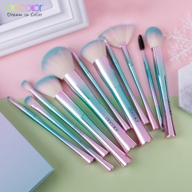 Docolor Brush Make Up Dream in Color 11 Set - DB1102 - Pink - 7