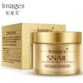 Images Serum Krim Wajah Snail Anti Aging 120g - Golden