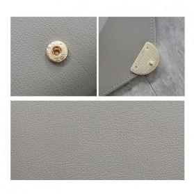 Dompet Kulit Purse Wanita - 117G-QC02 - Pink - 6