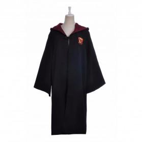 Kostum Cosplay Harry Potter Hogwarts Gryffindor Size L - WLJ-CL007001 - Red