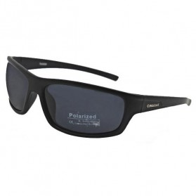 TAGION Kacamata Pria Polarized Sunglasses - TG5104 - Black - 1