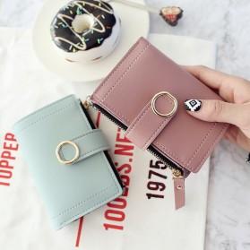 DEDOMON Dompet Wanita Fashion Purse Wallet - B354 - Pink - 3