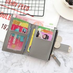 DEDOMON Dompet Wanita Fashion Purse Wallet - B354 - Pink - 4