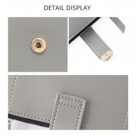 DEDOMON Dompet Wanita Fashion Purse Wallet - B354 - Pink - 5