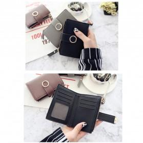 DEDOMON Dompet Wanita Fashion Purse Wallet - B354 - Pink - 7