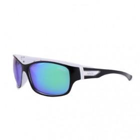 AOZE Kacamata Frame Classic Polarized Sunglasses UV400 - C Style - Black/Gray - 2
