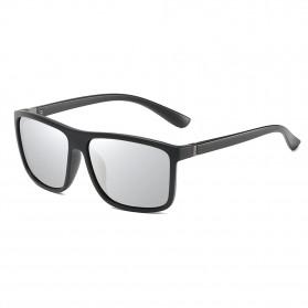 AORON Kacamata Polarized Sunglasses UV Protection - 6625 - Gray