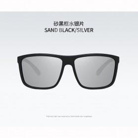 AORON Kacamata Polarized Sunglasses UV Protection - 6625 - Gray - 7