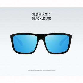 AORON Kacamata Polarized Sunglasses UV Protection - 6625 - Gray - 8