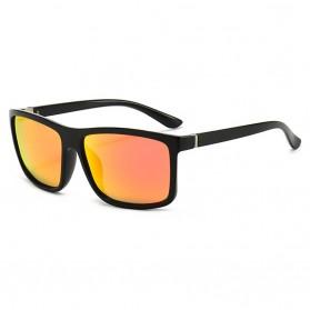 AORON Kacamata Polarized Sunglasses UV Protection - 6625 - Red