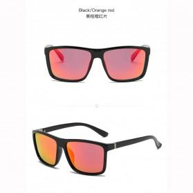 AORON Kacamata Polarized Sunglasses UV Protection - 6625 - Red - 6