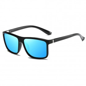 AORON Kacamata Polarized Sunglasses UV Protection - 6625 - Blue