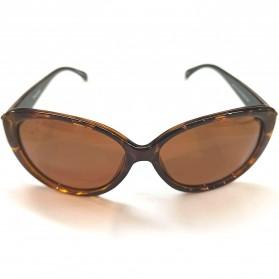 MERRYS Kacamata Frame Classic Polarized Sunglasses  - 5675 - Brown
