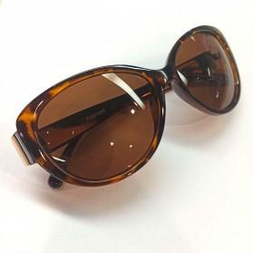 MERRYS Kacamata Frame Classic Polarized Sunglasses  - 5675 - Brown - 3