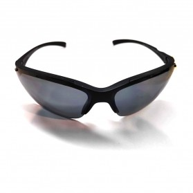BOSU Kacamata Pria Frame Classic UV Protection - 1020 - Black - 3