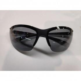 BOSU Kacamata Pria Frame Classic UV Protection - 1020 - Black - 4