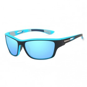 WERGASUN Kacamata Fashion Polarized Sunglasses UV400 - 3066 - Black/Blue