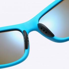 WERGASUN Kacamata Fashion Polarized Sunglasses UV400 - 3066 - Black/Black - 4