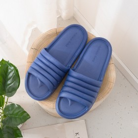 TECHOME Sandal Selop Comfy Non-slip Indoor Slipper Size 42/43 - FSP103 - Blue