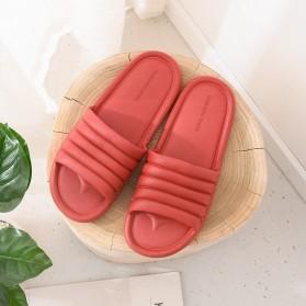 TECHOME Sandal Selop Comfy Non-slip Indoor Slipper Size 40/41 - YS201 - Blue - 3