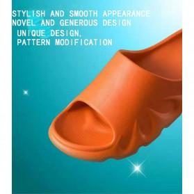 SONDR Sandal Selop Comfy Non-slip Indoor Slipper Size 42/43 - FSP104 - Black - 12