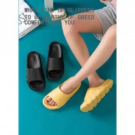 SONDR Sandal Selop Comfy Non-slip Indoor Slipper Size 42/43 - FSP104 - Black - 3