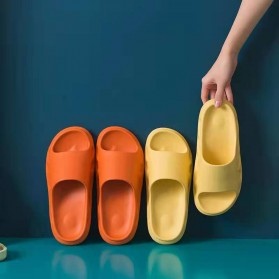 SONDR Sandal Selop Comfy Non-slip Indoor Slipper Size 42/43 - FSP104 - Black - 7
