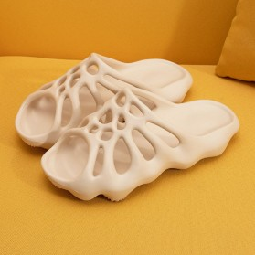 NianCi Sandal Rumah Anti-Slip Slipper EVA Soft Unisex Size 40-41 - Light Skin