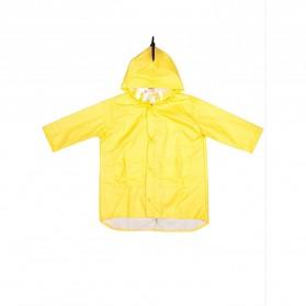 Vilead Jas Hujan Anak Model Dinosaurus Nylon Raincoat Size XXL- RC005 - Yellow - 3