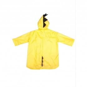 Vilead Jas Hujan Anak Model Dinosaurus Nylon Raincoat Size XXL- RC005 - Yellow - 4