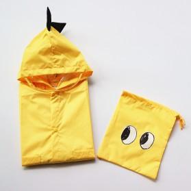 Vilead Jas Hujan Anak Model Dinosaurus Nylon Raincoat Size XXL- RC005 - Yellow - 6