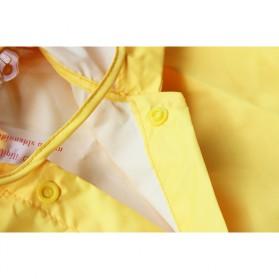 Vilead Jas Hujan Anak Model Dinosaurus Nylon Raincoat Size XXL- RC005 - Yellow - 8