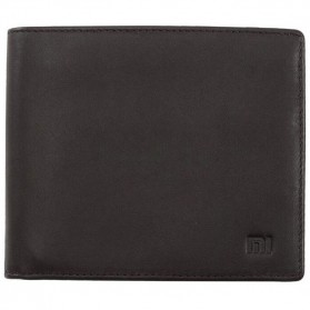 Xiaomi Millet Dompet Pria Elegan Simple Wallet - Brown