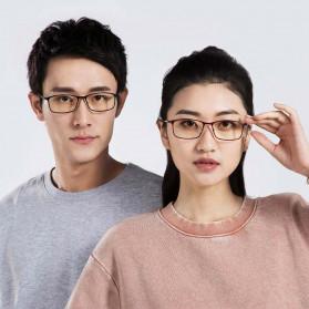 Xiaomi Mi Computer Glasses Kacamata Komputer Anti Bluray Radiation TR90 - HMJ01TS - Black - 2