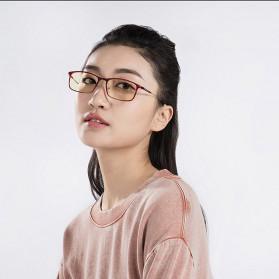 Xiaomi Mi Computer Glasses Kacamata Komputer Anti Bluray Radiation TR90 - HMJ01TS - Black - 7