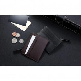 Xiaomi Dompet Kartu 90 Points Simple Card and Coin Wallet - Black - 5