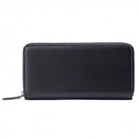 Xiaomi Dompet 90 Points Simple Leather Wallet - Black