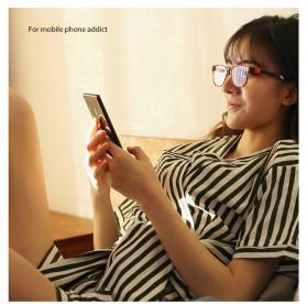 Xiaomi Qukan Roidmi B1 Kacamata Modular Anti Blue Light Eyeglasses - Black - 3