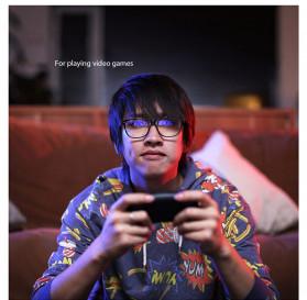 Xiaomi Qukan Roidmi B1 Kacamata Modular Anti Blue Light Eyeglasses - Black - 4