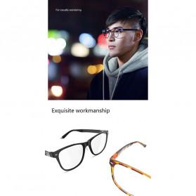 Xiaomi Qukan Roidmi B1 Kacamata Modular Anti Blue Light Eyeglasses - Black - 7