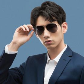 Xiaomi Mijia Kacamata Aviator Sunglasses Pro - TYJ04TS - Black - 2