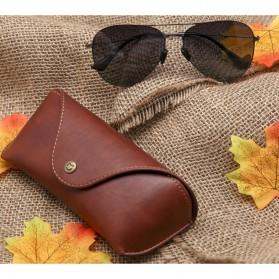 Xiaomi Mijia Kacamata Aviator Sunglasses Pro - TYJ04TS - Black - 7