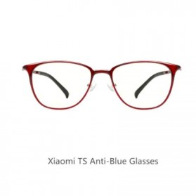 Xiaomi TS Turok Steinhardt Kacamata Komputer Anti Bluray Radiation - FU009 - Red