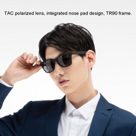 Xiaomi TS TAC Kacamata Polarized UV Sunglasses - STR004 - Black - 4