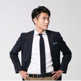 Xiaomi Mijia Qimian Tali Ikat Pinggang Pria Cow Genuine Leather Size XL - CS38-17C01 - Brown - 2