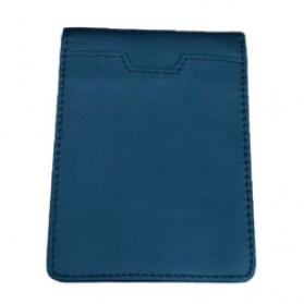 BUBM Dompet Anti RFID Bahan Kulit Slim Design - YP-211/212 - Black - 2