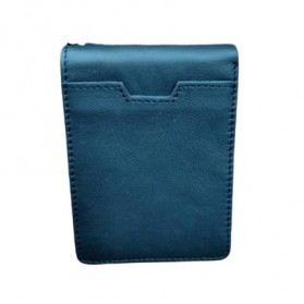 BUBM Dompet Anti RFID Bahan Kulit Slim Design - YP-211/212 - Black - 12