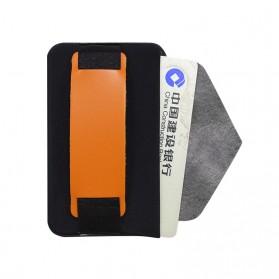 BUBM Card Holder iRing Stand Holder Smartpone - YZ-415 - Black - 10