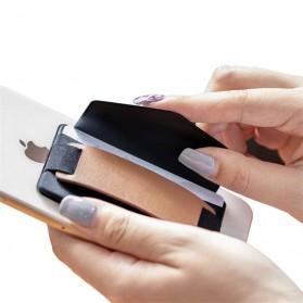 BUBM Card Holder iRing Stand Holder Smartpone - YZ-415 - Black - 2