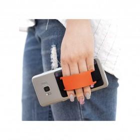 BUBM Card Holder iRing Stand Holder Smartpone - YZ-415 - Black - 3